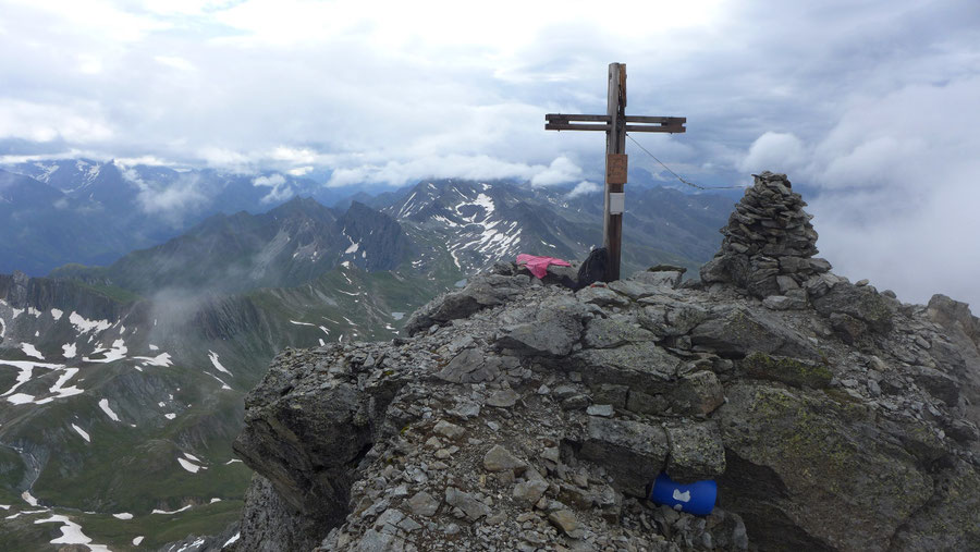 JWD Bergtouren Keeseck Gipfel