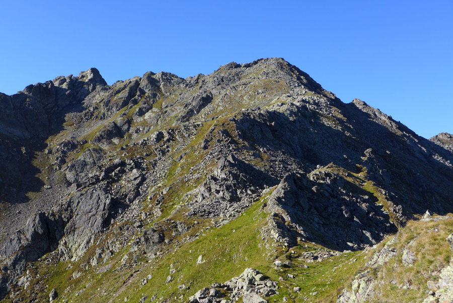 Rothorn - Glenktörl und NW-Gipfel - Bergtour, Kreuzeckgruppe, Kärnten