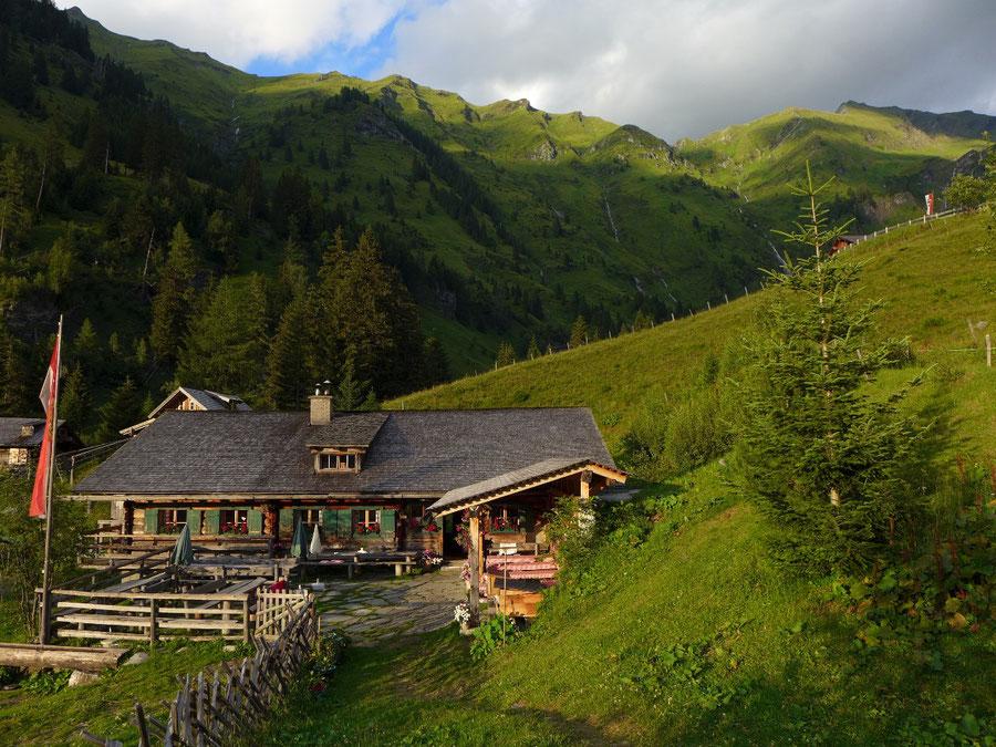 Albert-Biwak - Wanderung, Bergtour, Murtörl, Schmalzscharte - Kreehütte Kreealm