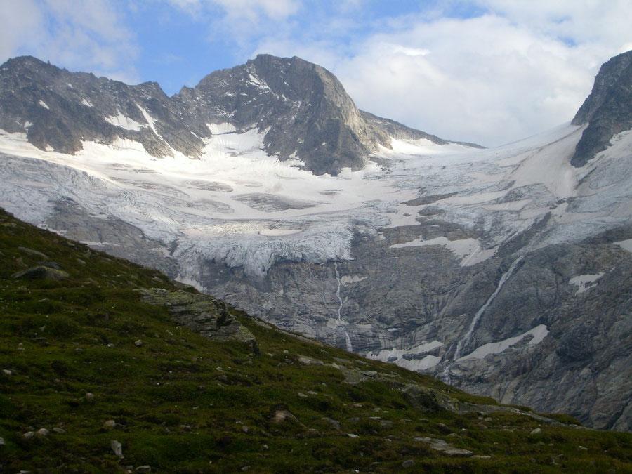 Lapenscharte - Floitenspitzen - Kasseler Hütte, Greizer Hütte - Wanderung, Bergtour, Zillertaler Alpen