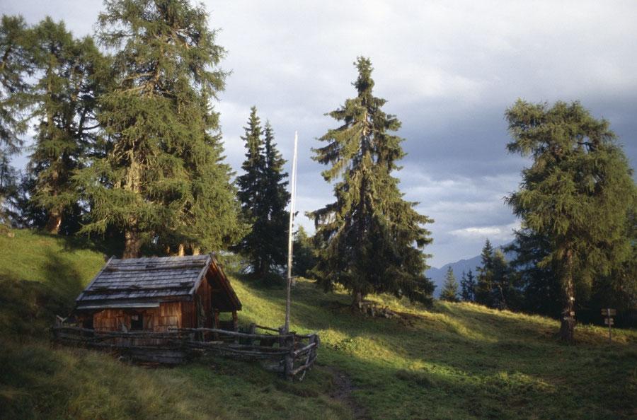 Pfunderer Höhenweg - Trenser-Joch-Hütte - Wanderung, Pfunderer Berge, Südtirol