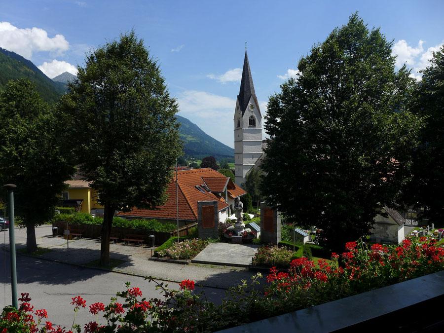 Burg Falkenstein - Obervellach Seilbahnplatzl - Wanderung, Mölltal, Kärnten