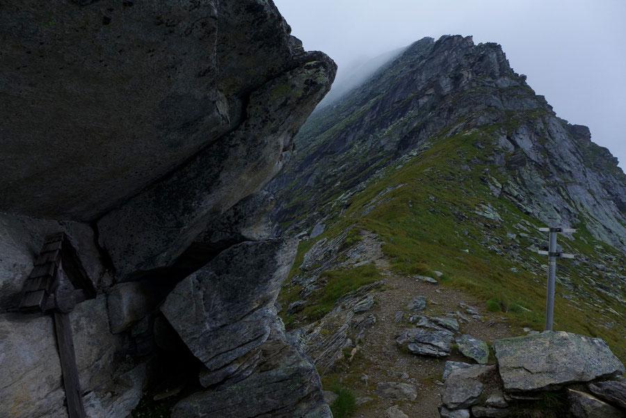 Albert-Biwak - Wanderung, Bergtour, Murtörl, Großarltal - Schmalzscharte