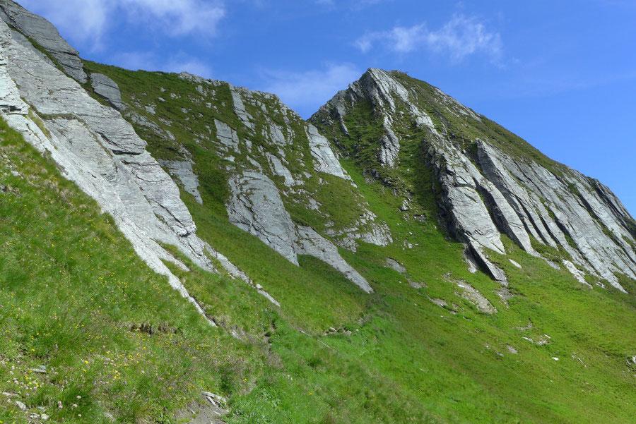 JWD Bergtouren Toinigspitze Querung