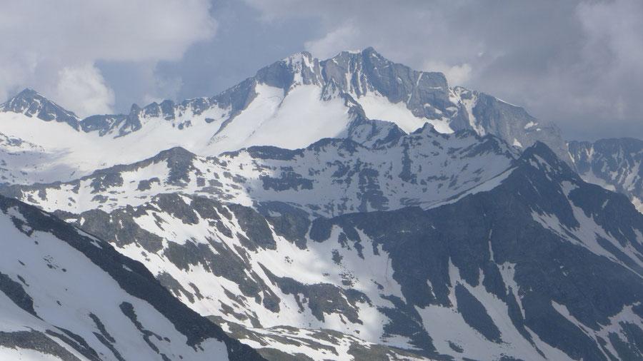 Grauleitenspitze - Hochalmspitze - Wanderung, Bergtour, Hannoverhaus, Ankogel