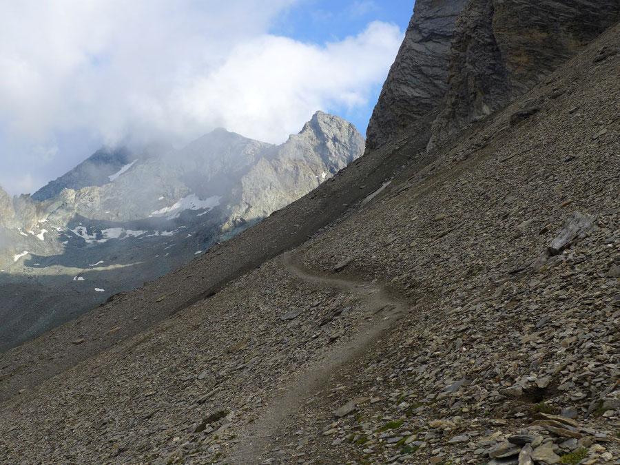 Großglockner Normalweg - Steig zur Hohenwartscharte - Bergtour, Weg der Erstbesteiger, Kärnten