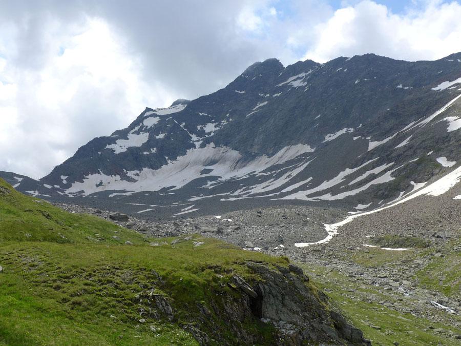 Neue Reichenberger Hütte - Wanderung Lasörlinggruppe - Keeseck