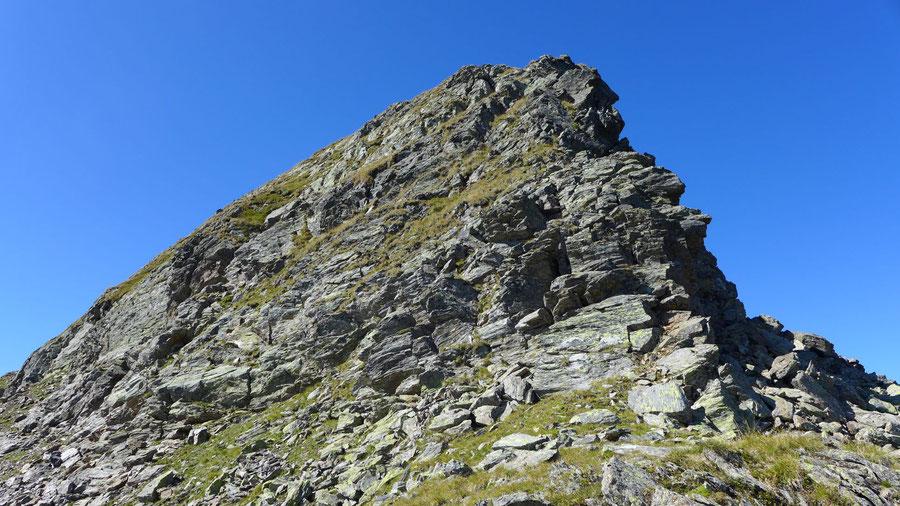 Kreuzeck - Ostgrat, Steilstufe - Bergtour, Feldnerhütte, Kreuzeckgruppe