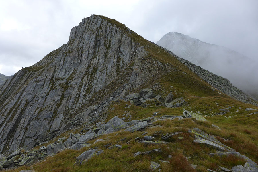 Kampleck - Arlkopf Aufstieg - Bergtour, Reißeckgruppe, Mölltal, Kärnten