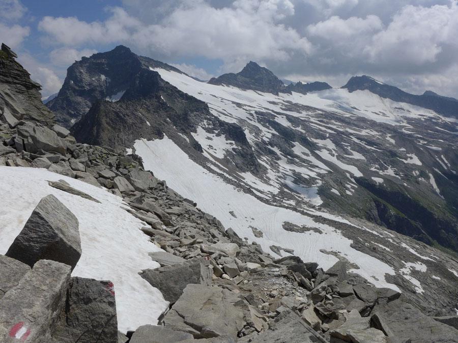 JWD Bergtouren Granatspitzgruppe Stubacher Sonnblick Granatspitze