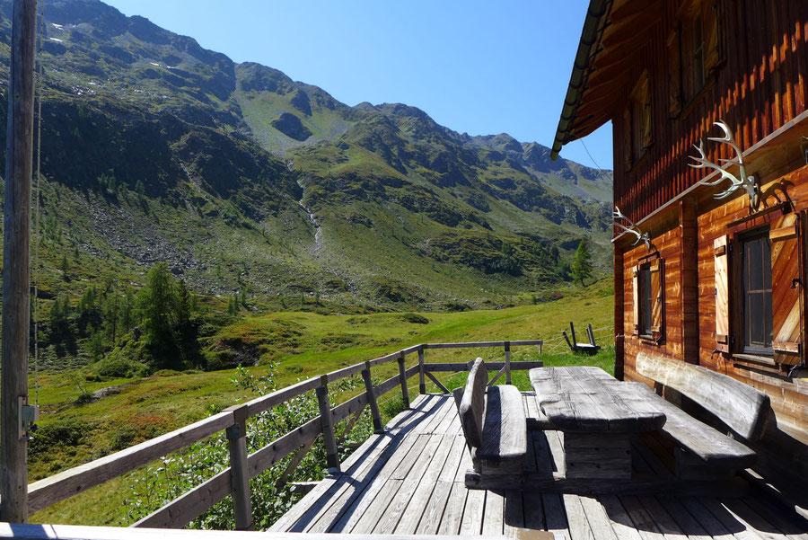 Feldnerhütte - Teuchl, Bärenkopfhütte - Wanderung, Kreuzeckgruppe, Kärnten