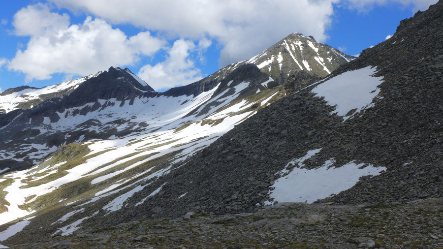 Reißeck Höhenweg - Riekentörl und Reißeck - Bergtour, Reißeckgruppe, Kärnten