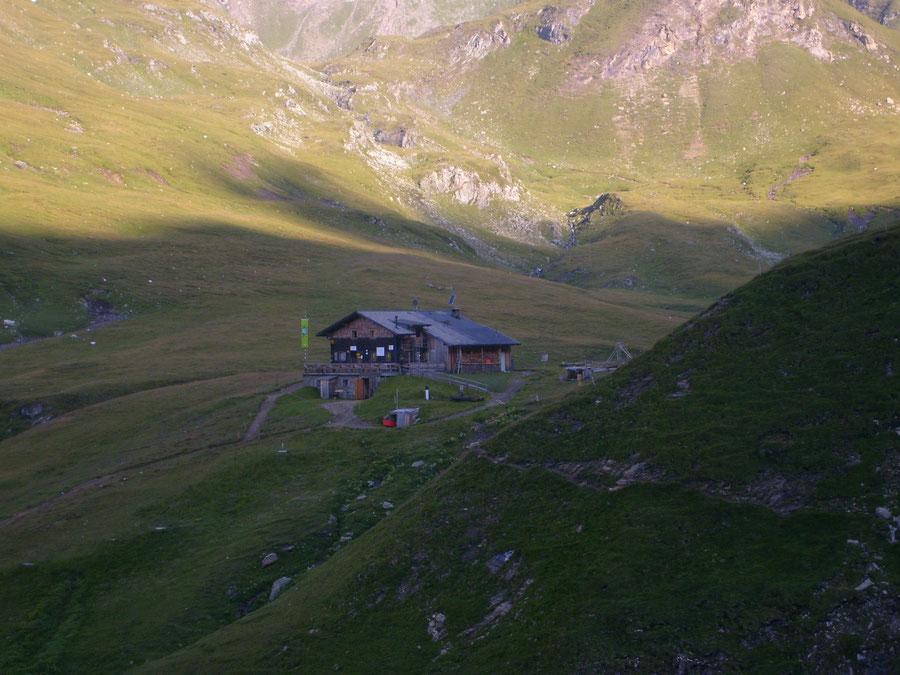 Pfunderer Höhenweg - Brixner Hütte - Wanderung, Pfunderer Berge, Südtirol