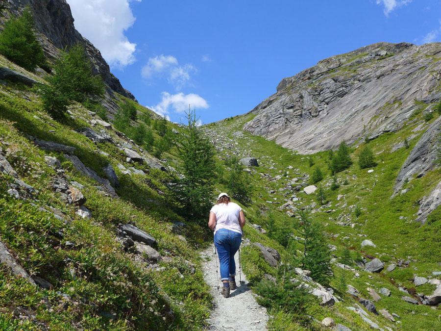Gletscherlehrweg Pasterze - Elisabethfelsen - Wanderung, Großglockner Hochalpenstraße