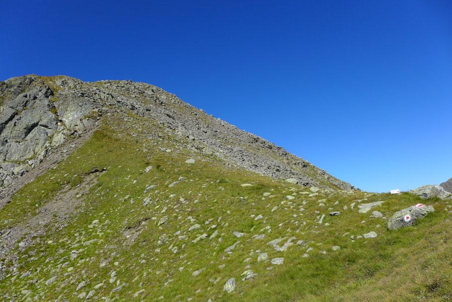 Kreuzeck - Kaltseetörl - Ostgrat, Bergtour, Feldnerhütte, Kreuzeckgruppe