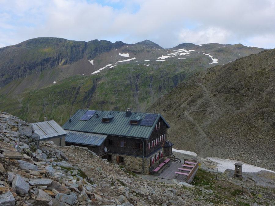 JWD Bergtouren Hörndl Hochgasser St. Pöltener Hütte