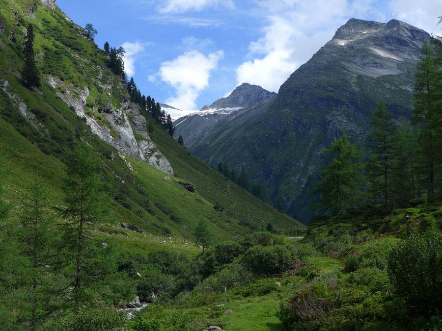 JWD Bergtouren Granatspitzgruppe Landecktal