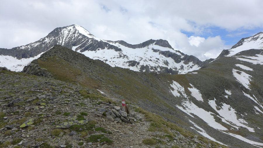 Reißeck Höhenweg - Säuleck - Bergtour, Reißeckgruppe, Kärnten