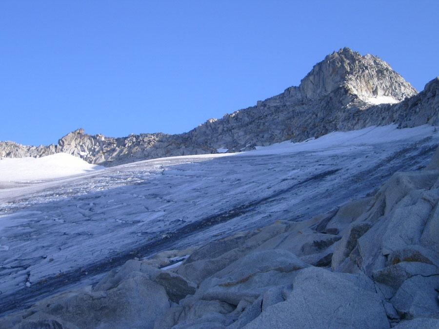 Großer Löffler - Trippachkees unter der Trippachspitze - Bergtour, Zillertaler Alpen, Ahrntal, Südtirol