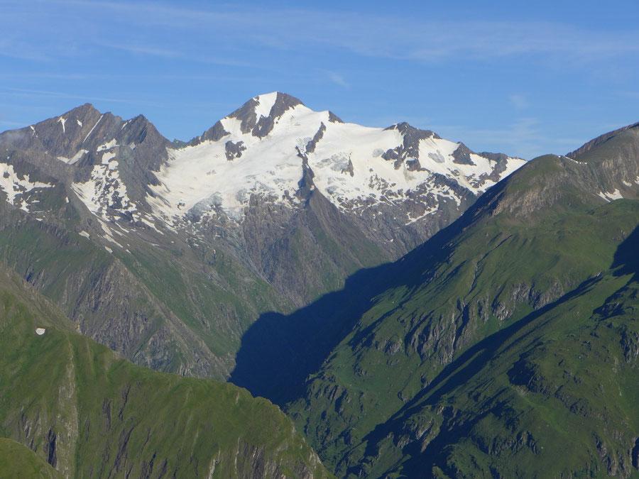 JWD Bergtouren Venedigergruppe Rötspitze von Osten