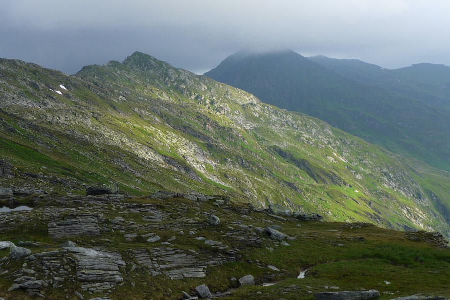 Mureck - Wanderung, Bergtour, Großarltal, Murtörl - Steig zum Albert-Biwak