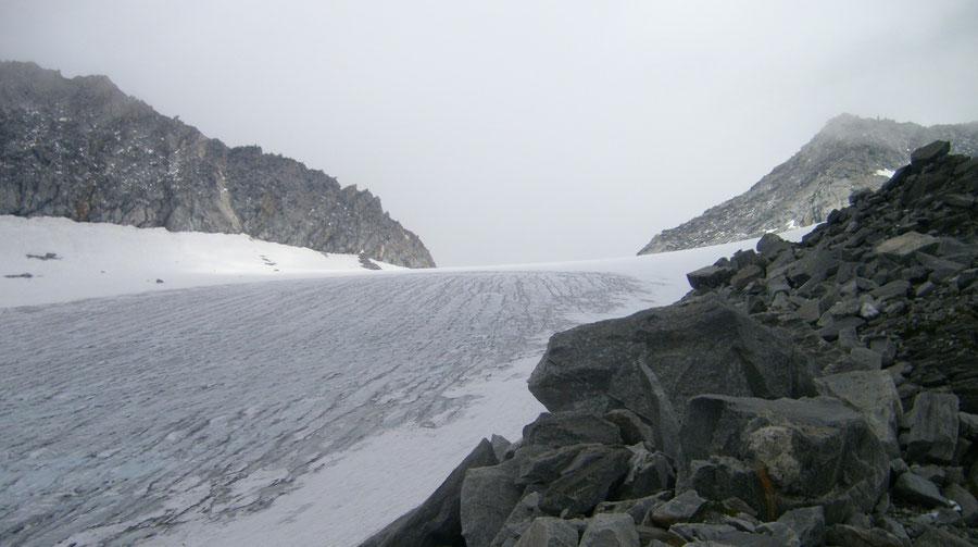 Hoher Weißzint - Weißzintferner - Bergtour, Zillertaler Alpen, Südtirol, Edelrauthütte