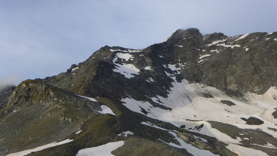 JWD Bergtouren Keeseck Daberlenke