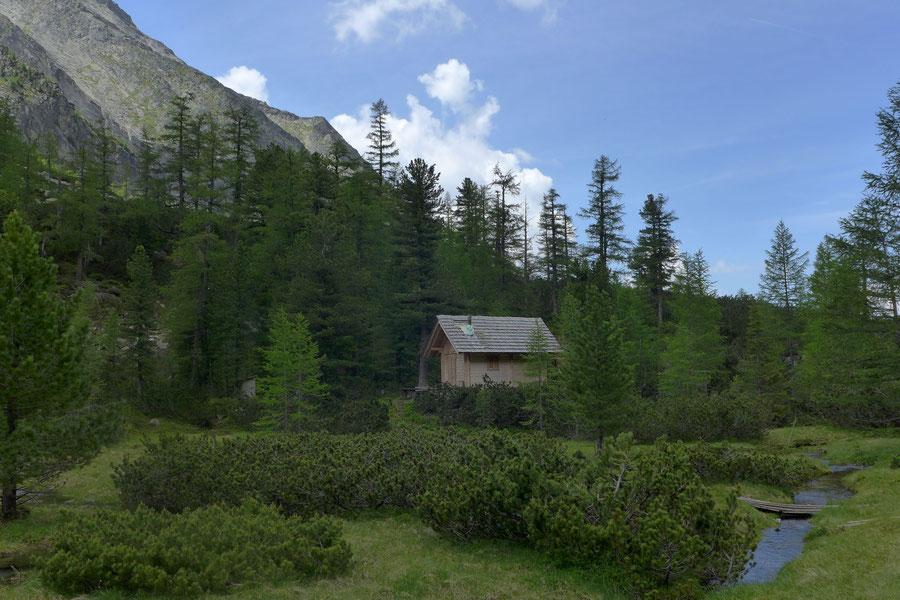 Kaponigtal - Moosbodenhütte - Wanderung, Reißeckgruppe, Mölltal, Kärnten