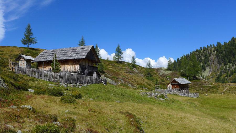 Feldnerhütte - Staller Wölla - Wanderung, Kreuzeckgruppe, Kärnten