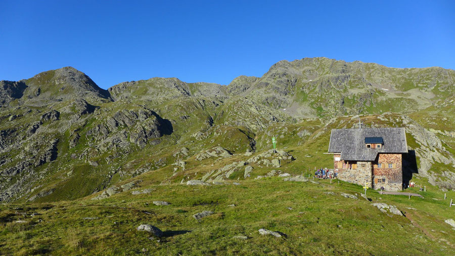 Rothorn - Feldnerhütte - Bergtour, Kreuzeckgruppe, Kärnten
