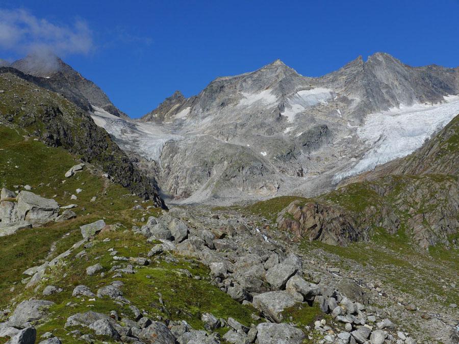 Simonysee - Wanderung, Essener-Rostocker-Hütte, Venedigergruppe - Gubachspitzen