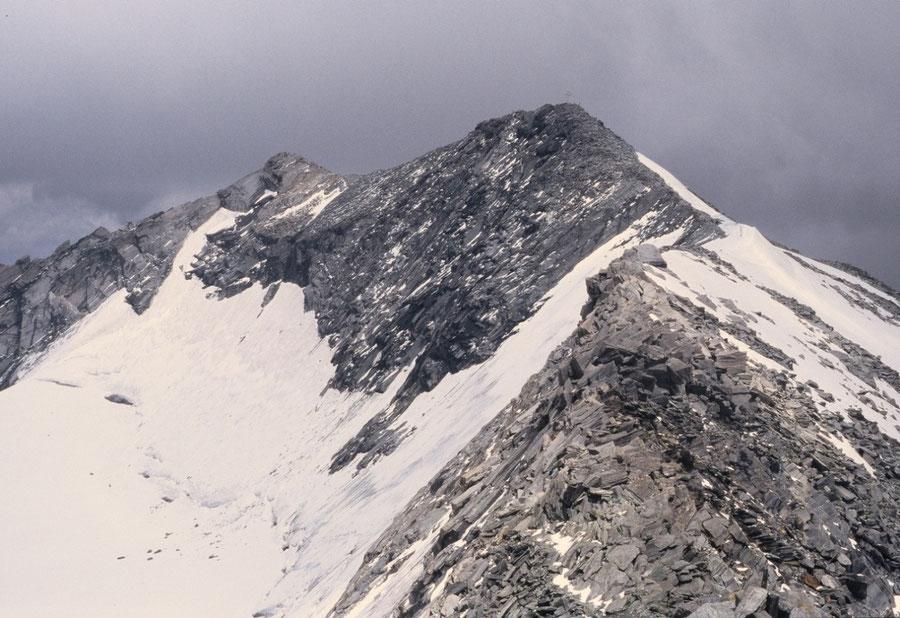 Hoher Weißzint - Vom Südwestgrat zum Gipfel - Bergtour, Zillertaler Alpen, Südtirol, Edelrauthütte