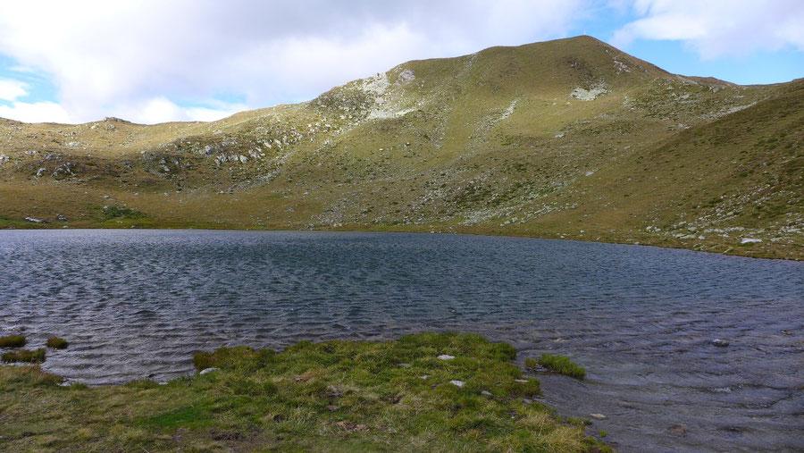 Pfunderer Höhenweg - Grünbachsee - Wanderung, Pfunderer Berge, Südtirol