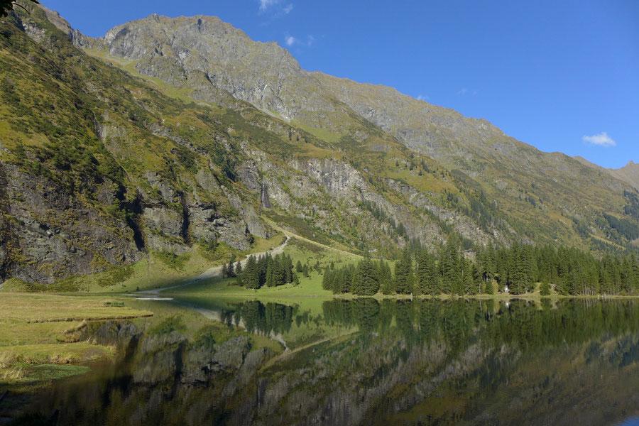 JWD Bergtouren Granatspitzgruppe Hintersee Hoher Herd