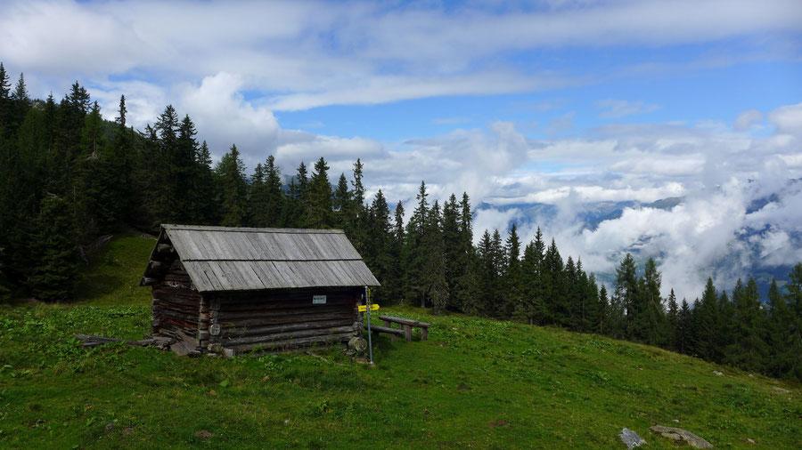 Mösernhütte - Mernikalm Kälberhüttl - Wanderung, Kreuzeckbahn, Kärnten