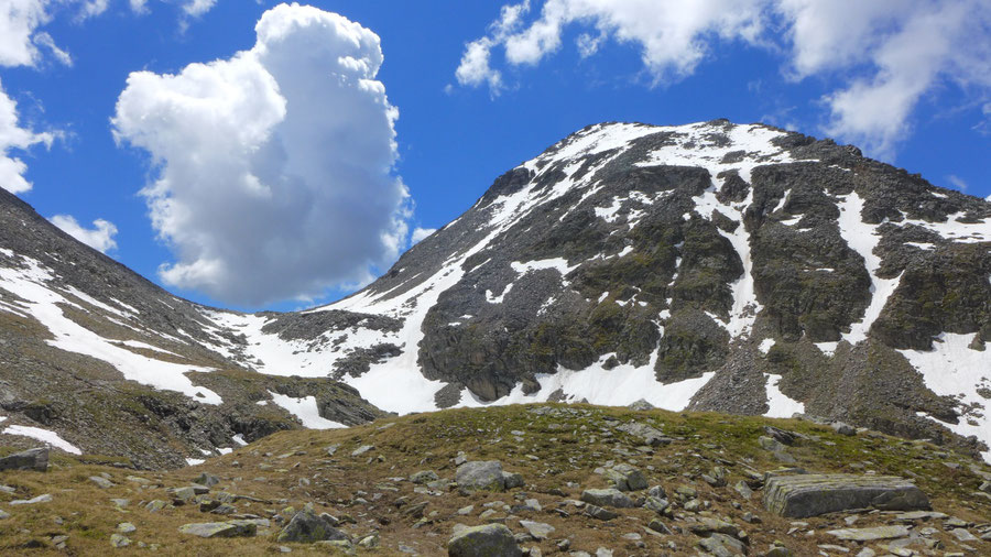 JWD Bergtouren Ankogelgruppe Riedbock im Reißeckgebiet
