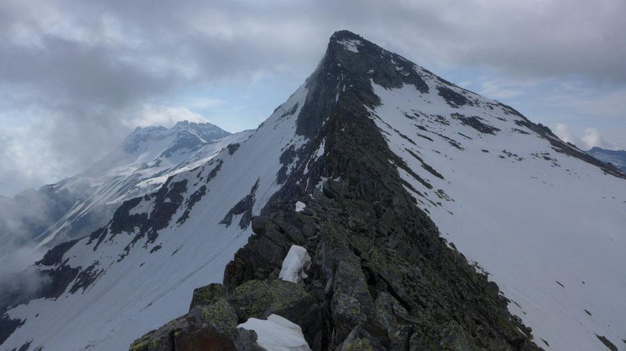 Reißeck Höhenweg - zwischen Zwenberger Scharte und Riekenkopf - Bergtour, Reißeckgruppe, Kärnten