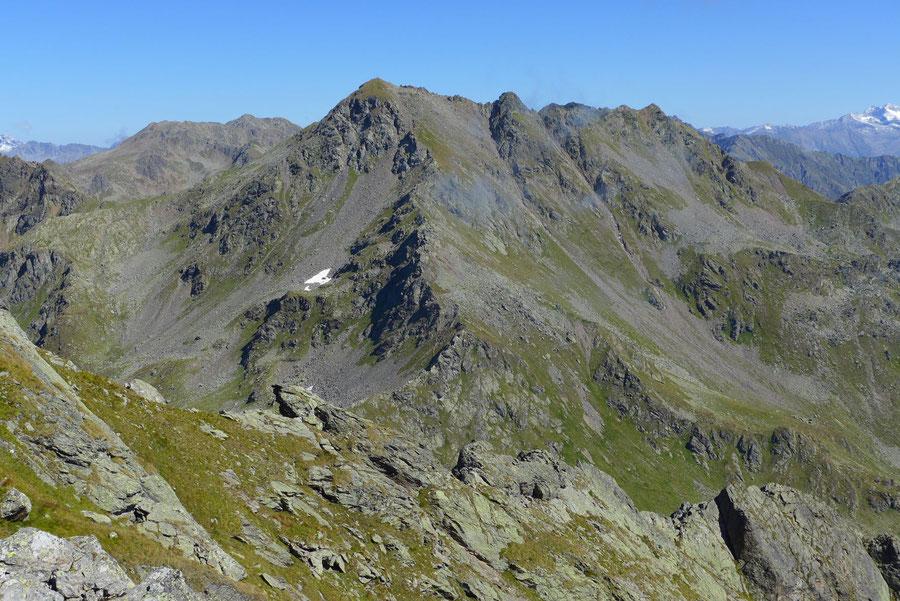 Kreuzeck - Südseite vom Rothorn - Ostgrat, Bergtour, Feldnerhütte, Kreuzeckgruppe