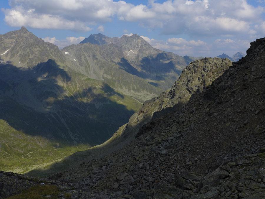 JWD Bergtouren Schobergruppe Petzeck und Hoher Perschitzkopf