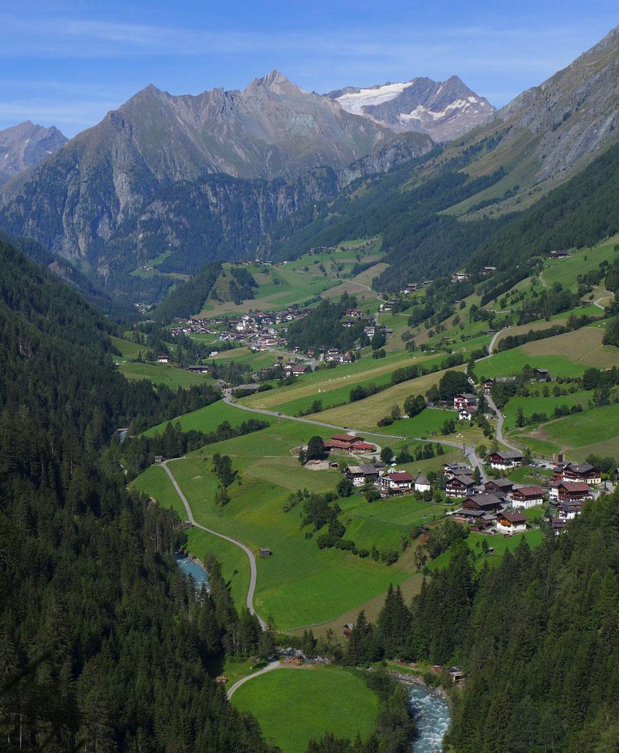 JWD Bergtouren Venedigergruppe Virgental und Malhamspitzen