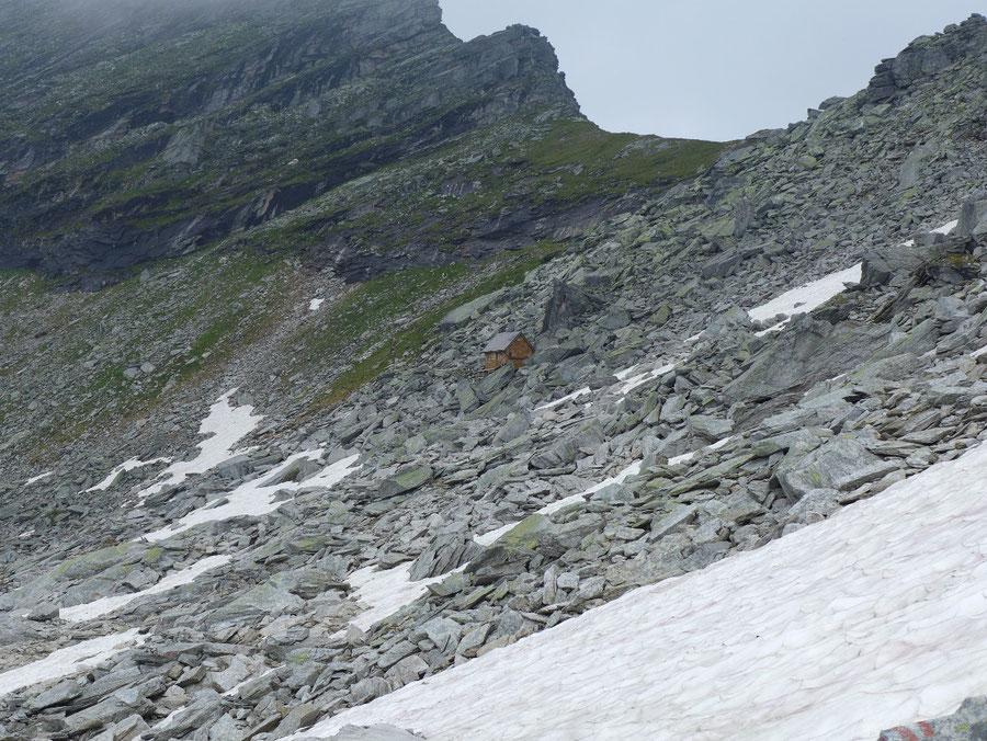 Albert-Biwak - Wanderung, Bergtour, Murtörl, Großarltal - Schmalzscharte und Albert-Biwak