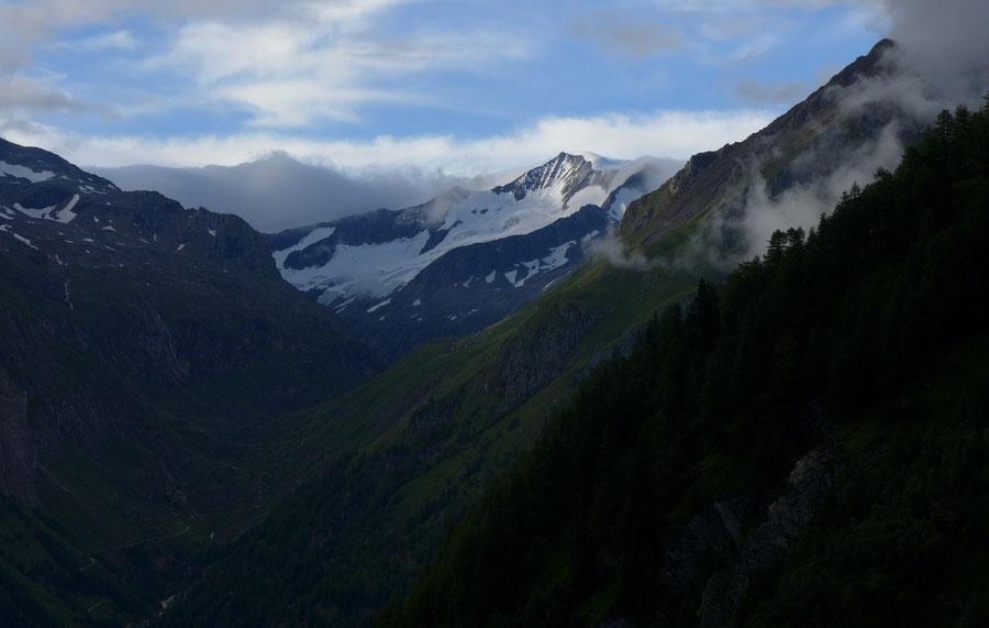 JWD Bergtouren Toinigspitze Großvenediger