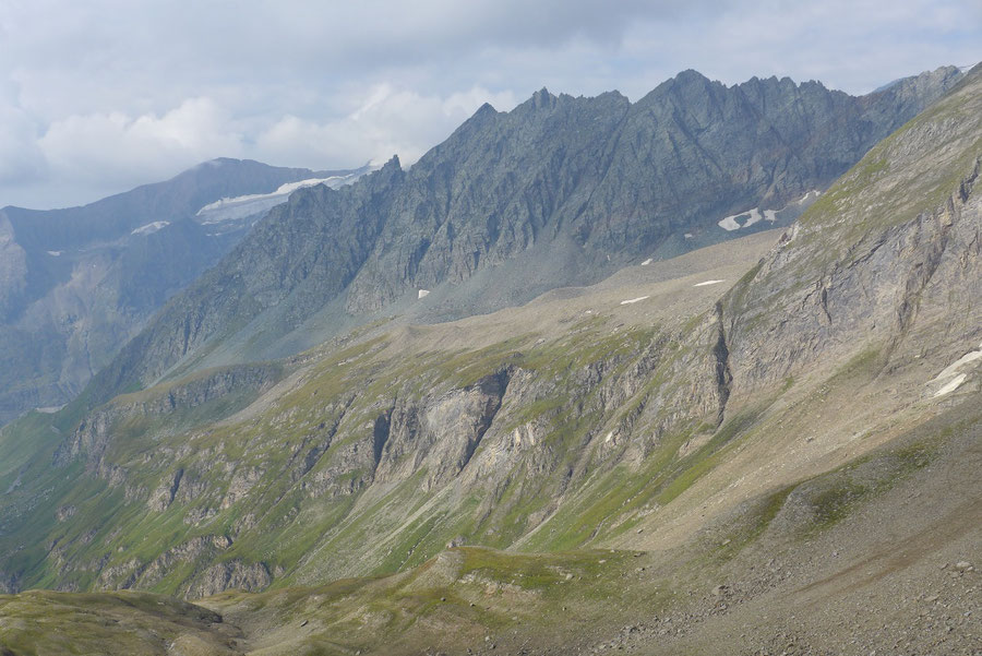 Kapuziner - Heiligenbluter Freiwand - Bergtour, Großglockner Hochalpenstrasse, Kärnten