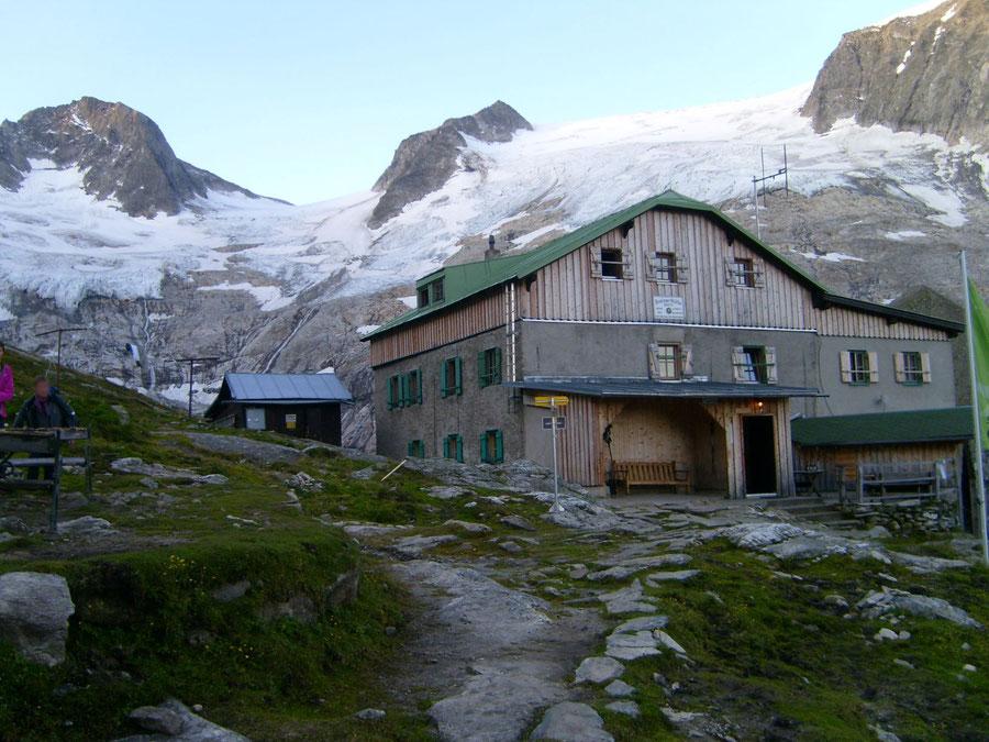 Lapenscharte - Greizer Hütte - Wanderung, Bergtour, Zillertaler Alpen