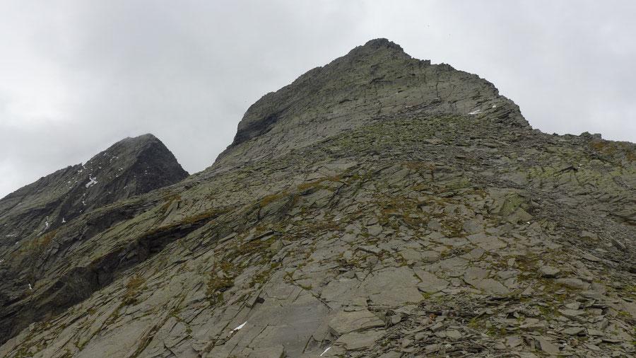 Durreck - Bergtour, Normalweg, Südostgrat, Rein in Taufers - Durreck Südostgrat