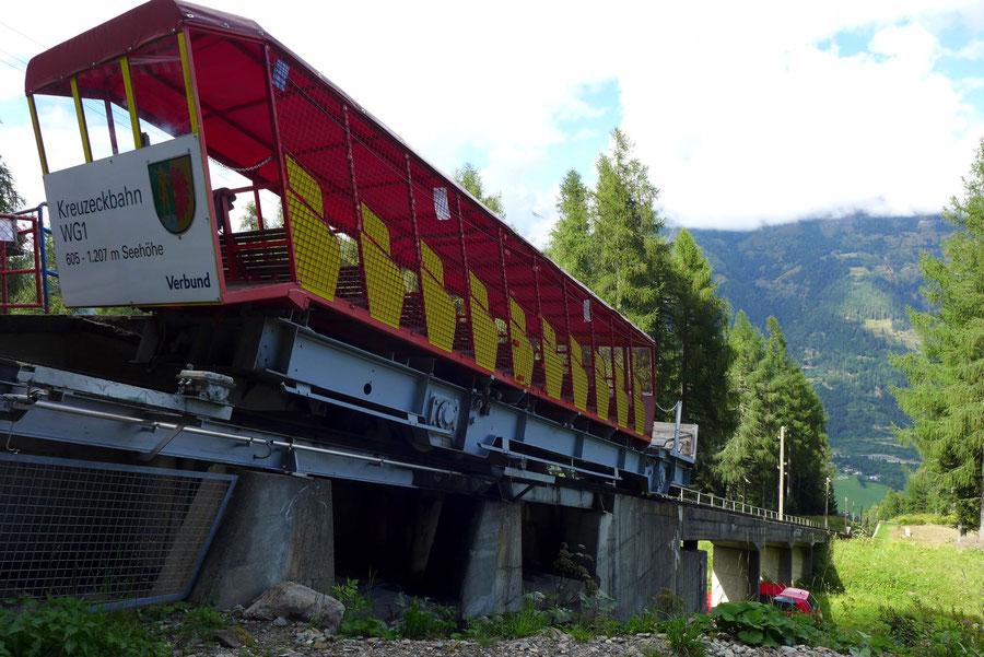 Kreuzeckbahn - Mernikalm Mösernhütte Kälberhüttl - Wanderung, Kärnten