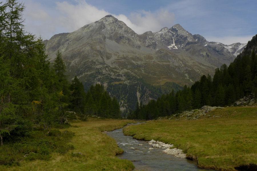 JWD Bergtouren Durreck und Großer Moosstock
