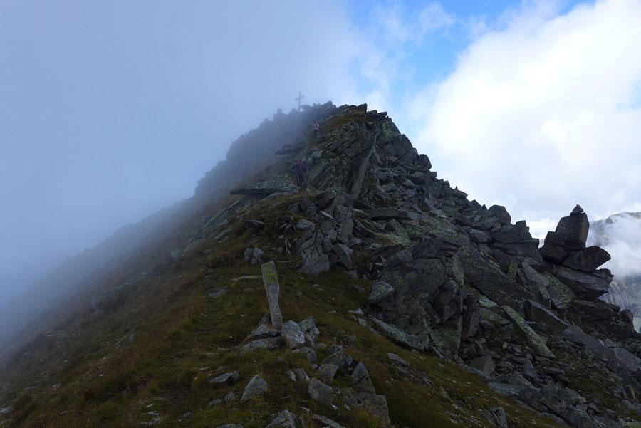 Kampleck - Gipfel - Bergtour, Reißeckgruppe, Mölltal, Kärnten