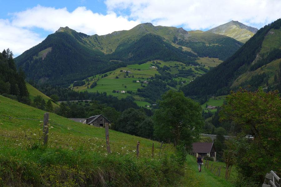Groppensteinschlucht - Lassach - Wanderung, Obervellach, Mölltal, Kärnten