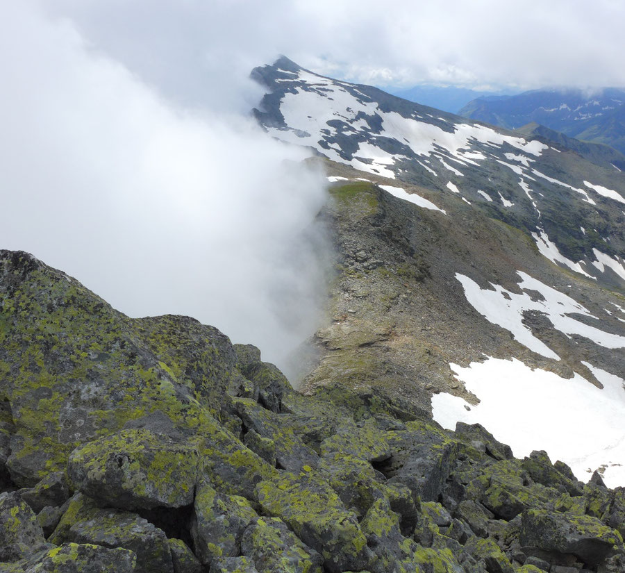 JWD Bergtouren Hörndl Hochgasser Hörndl-Gipfel